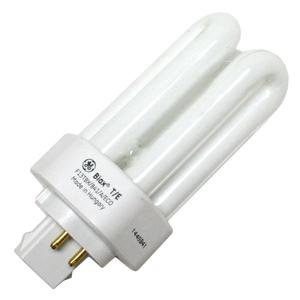 Tube Triple 13w - GE 97622 - F13TBX/841/A/ECO Triple Tube 4 Pin Base Compact Fluorescent Light Bulb