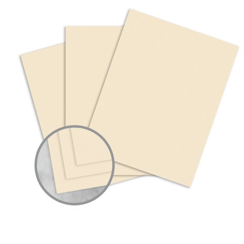 Manila File Buff Paper - 8 1/2 x 11 in 70 lb Text Extra Smooth 25 per - 11 Inch Lb 70 Text