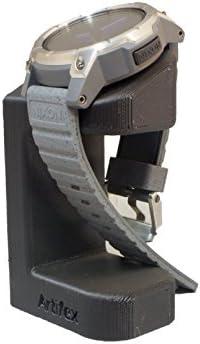 Nixon la Misión Smart Watch Stand, Arti FEX carga Dock Stand ...