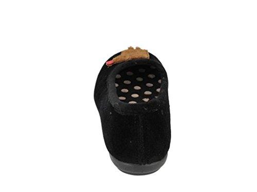Gioseppo Women's Slippers Black ubdBC