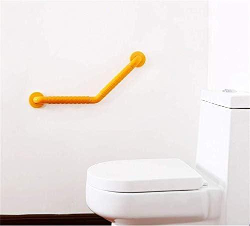 Haushalt rutschfester Duschhocker Bad Stützschienen Edelstahl Barrierefreie Old Man Badezimmer Sicherheit Armlehne Behinderte Badezimmer WC WC rutschfester Griff fo Dusche Kreative multifunktionale Du