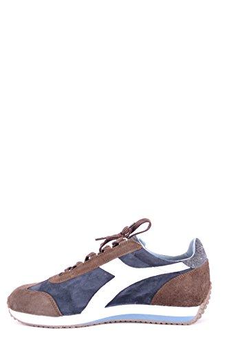 Uomini Patrimonio Diadora Mcbi094072o Sneakers In Camoscio Marrone