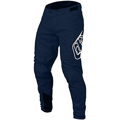 Uomo Navy Navy Metric Designs 30 Pantaloni Sprint Solid Da Troy Lee Bmx qzp0PP