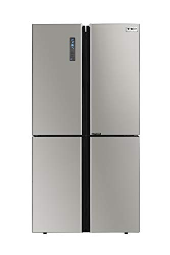 Thor Kitchen Refrigerator with 8.38 cu.ft Freezer and 14.2 cu.ft Fridge - with Ice Maker and French Door Counter Depth - 2 Years of Warranty