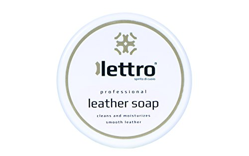 Lettro Lettro Leather Soap Shoe Treatments & Polishes, Transparent (Neutral), 100.00ml