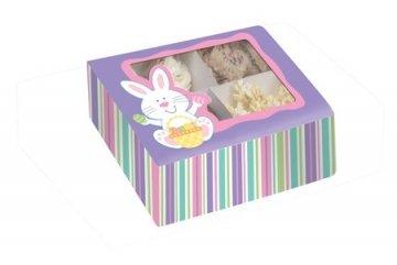 Easter Cupcake Box w/Window