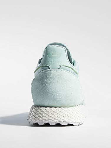 Blanub adidas Forest Grove Gris W 0 de Fitness Chaussures Vercen Femme Vercen Vert vZqpFwvgx