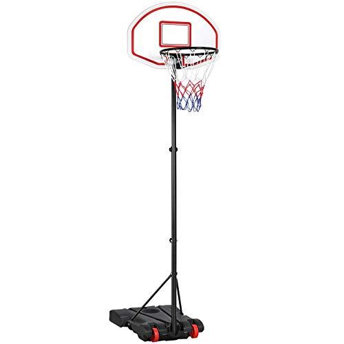 Yaheetech Portable Basketball Hoop