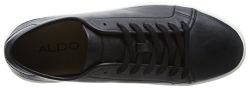 Aldo Haener, Zapatillas Hombre Negro (97 Black Leather)