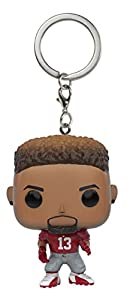 Funko POP Keychain: NFL - Odell Beckham Jr Action Figure