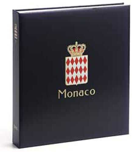 DAVO 6735 Luxus Briefmarken Album Monaco V 1996-2005