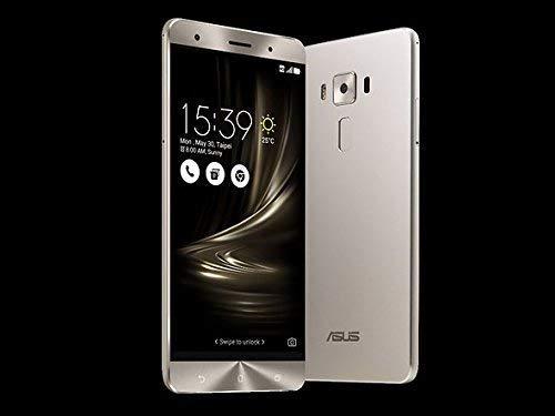 Renewed  Asus ZS570KL 2J028IN Zenfone 3 Deluxe Silver, 64  GB  6  GB RAM