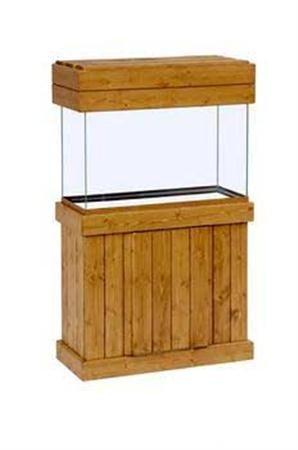 67362 Cabinet Style Aquarium Stand Oak 30L Part    67362