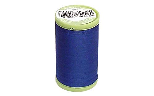 Coats & Clark S960-4470 Dual Duty Plus Hand Quilting Thread, 325-Yard, Yale Blue