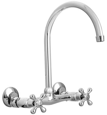 Kitchen Faucet Wm Chrm