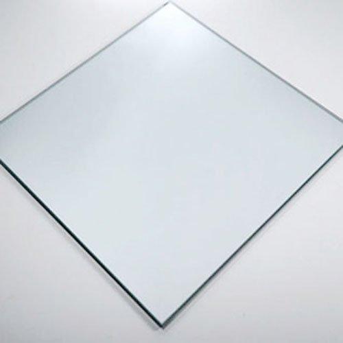 "Homeford FNS007358CLR Square Mirror Base Centerpiece, 14"""