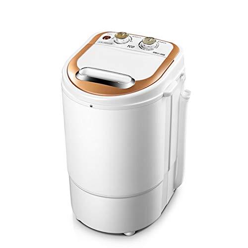 WASHING MACHINE 1 Mini Waschmaschine Halbautomatische Haushalt Energiesparende Einzylinder Kleine 260W, 330x330x510MM