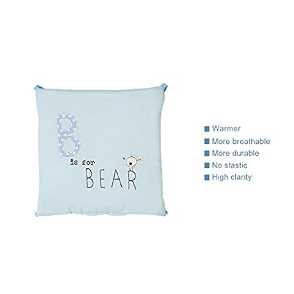 Baby Crib Bumper TRIEtree 6 Piece Cotton Percale Breathable Padded Crib Bumper Pad Protector,Free Combination