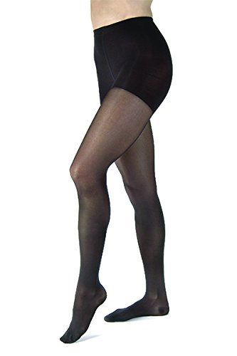 70665b7a7 Image Unavailable. Image not available for. Color  JOBST UltraSheer 8-15  mmHg Closed Toe Waist Support Stocking ...