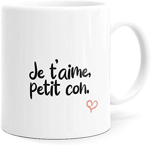 Mug Humour Amour Petit Con Tas…