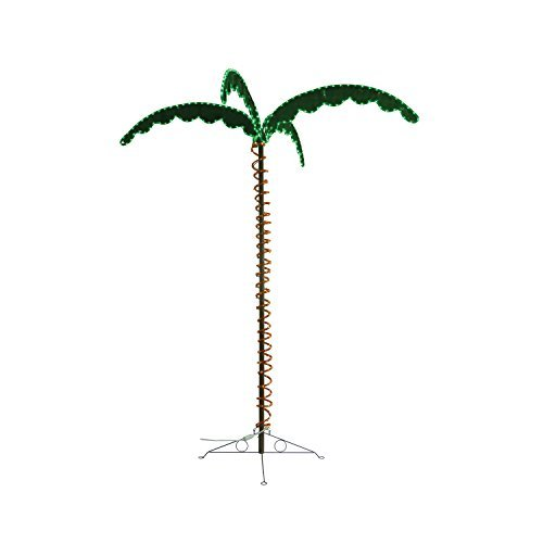 Green LongLife 7070104 Decorative Palm Tree Rope Light [並行輸入品] B07BS3KDMB