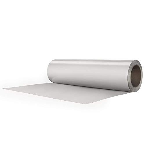 Arctic White Glass - Arctic White RV Fiberglass/Filon Siding (15ft)