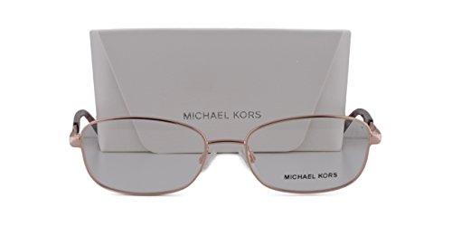 Michael Kors MK7007 Sabina VI Eyeglasses 53-17-135 Rose Gold 1026 MK - Cheap Kors Glasses Michael