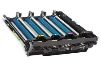 Original Lexmark 70C0P00 / 700P Photoconductor Unit (black, approx. 40,000 pages) for CS 310, 410, 510; CX 310, 410, 510
