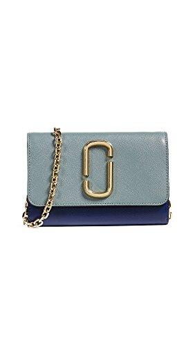 Marc Jacobs Blue Handbag - 4