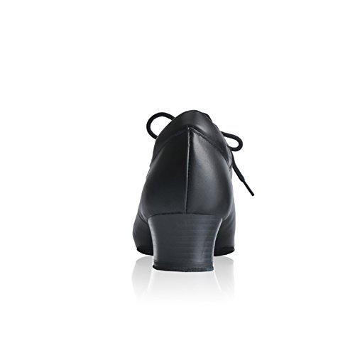 zapatos latinos de los hombres/zapatos de baile vaquero/Dos zapatos inferiores A