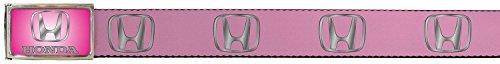 Honda Logo FCG Pink/Silver-Fade - Chrome 1.25