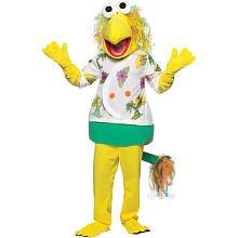 Sesame Street - Fraggle Rock Wembley Costume (Men's Adult Regular Size) (Fraggle Costume)