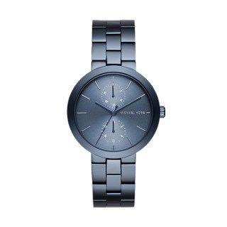 Michael Kors Women's Garner Blue Watch MK6410