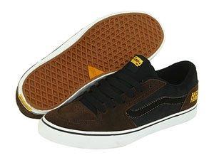 Vans TNT 4 Anti-Hero Brown Black Shoe F3Z493 (UK7)  Amazon.co.uk ... 8644bc83f