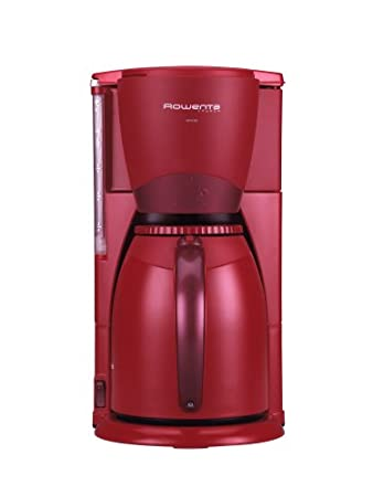 Rowenta Brunch CT 216 cafetera filtro carmín/vermillon: Amazon.es ...