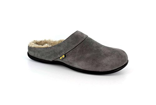 Orthotic Strive Vienna Footwear Grey Slipper Charcoal v1Ogwq