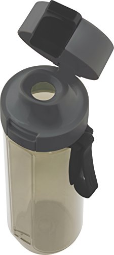 - Trudeau 4715002 Insulating Bottle, Black