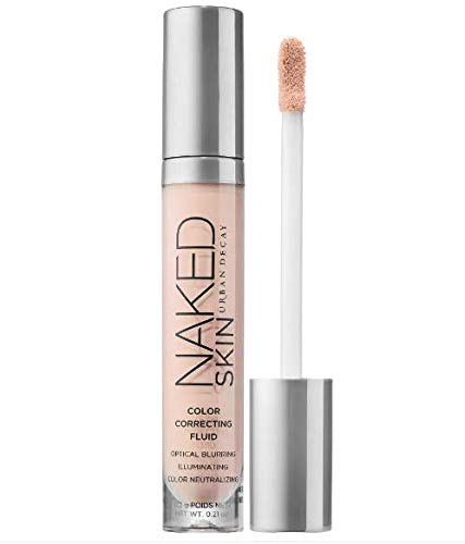 Urban_Decay Naked Skin Color Correcting Fluid in Pink - brightens dark areas