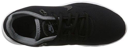 Grey Sneaker LW LD Nike Damen Schwarz 001 Wmns Cool Black White Runner HZnZSxzA7W
