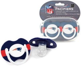 New England Patriots Pacifiers Category