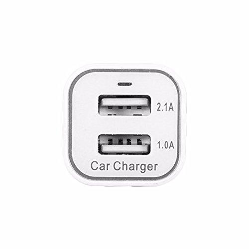 ReadyPlug USB Car Charger for Garmin StreetPilot c330 2 USB ... on