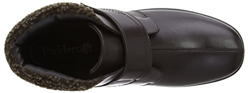 Padders Ida Brown Boots Womens Dark xvXBq
