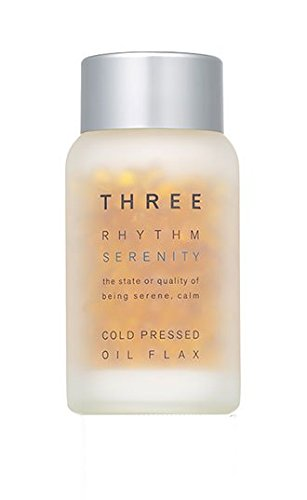 THREE(スリー) リズムセレニティ コールドプレスド オイル フラックス B01EMWP8OY
