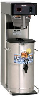 Bunn 3 Gallon Iced Tea Brewer with Portable Server -TB3-0055
