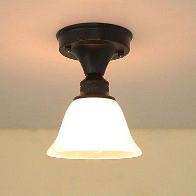 El lujo moderno hall de entrada simple lámpara de techo de ...