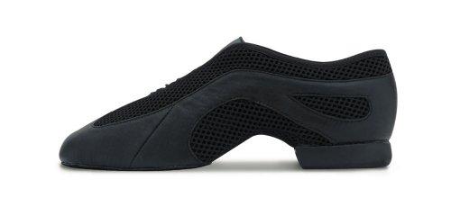 Zapatillas de baile para Jazz unisex - ES0485 Slipstream Bloch Negro