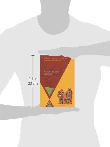 Amazon.com: Ret¢ricas del cuerpo Amerindio (Spanish Edition) (9788484894681): Pedro Pitarch: Books