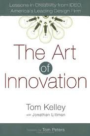 by Tom Peters,by Jonathan Littman,by TomKelleyTheArt of Innovation:Lessons inCreativity from IDEO,America's LeadingDesignFirm(text only)1st(First)edition[Hardcover]2001