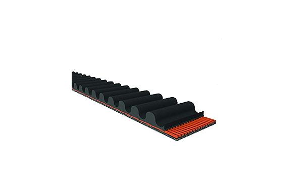 3M Belt Cross Section Rubber 300 mm Length D/&D PowerDrive 300-3M-15 Timing Belt