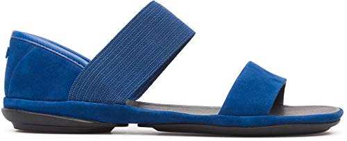 Camper Right 21735-058 Sandals Women Blue